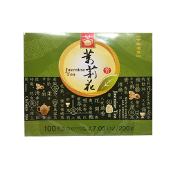 Tea King of China Jasmine Tea (100 bags) 7.05oz / 200g