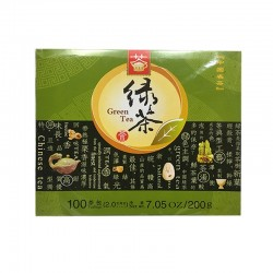 Tea King of China Green Tea (100 bags) 7.05oz / 200g