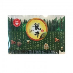 Tea King of China LongJing Green Tea (30 bags) 5.29oz / 150g