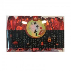 Tea King of China Chrysanthemum Pu-erh Tea