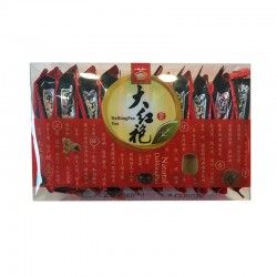 Tea King of China DaHongPao Tea (20 bags) 4.23oz / 120g