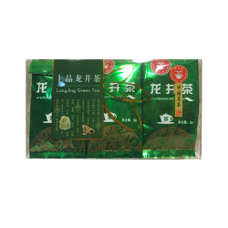 Tea King of China LongJing Green Tea (20 bags) 3.53oz / 100g
