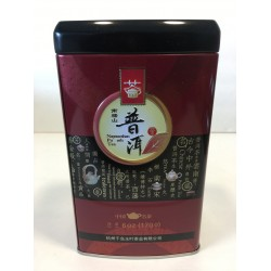 Tea King of China Nannuoshan Pu-erh Tea - 6oz / 170g